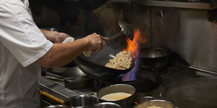 Uncovering the Secrets of Wok Hei
