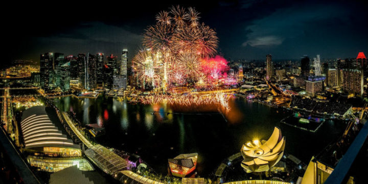 Best Places To Catch Fireworks on New Year's Eve