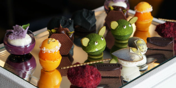 The Force Is Strong In This Star Wars-Inspired Afternoon Tea