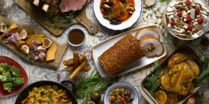Where To Eat For Christmas: Dine-In Edition