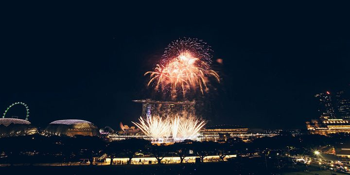 Watch the National Day 2018 Fireworks at These Bars