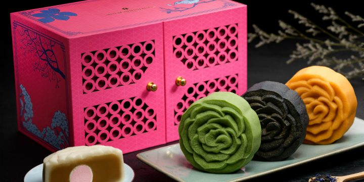 This mid-autumn festival, savour handcrafted tea-inspired mooncakes by Man Fu Yuan