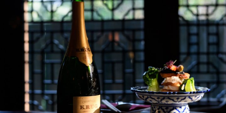 5 Singapore restaurants curate Krug Champagne pairings with fish