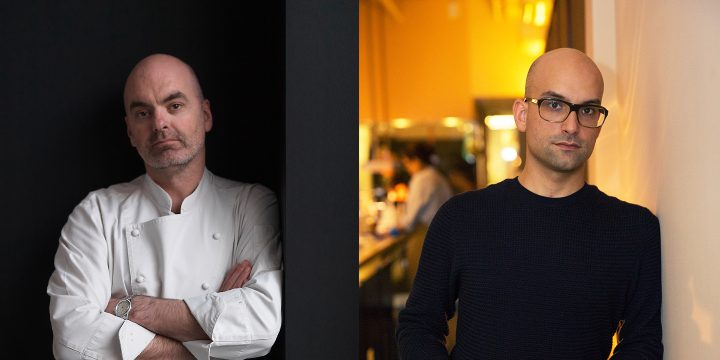 Nouri x Mark Best 4 hands dinner for the first time in Singapore