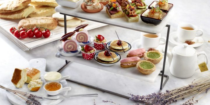 Win A Pair Of Vouchers To An Autumnal Hokkaido High Tea