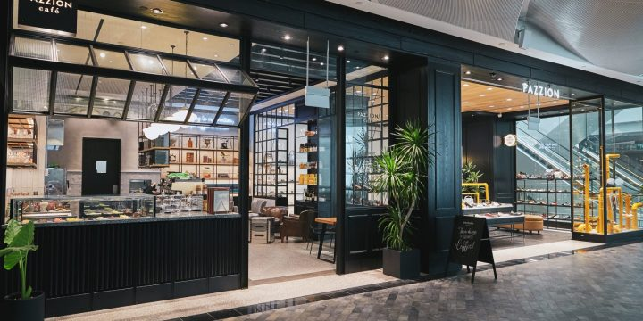 PAZZION Café Sets Itself Apart in Providing an Extended Lifestyle Experience – An Experiential Story