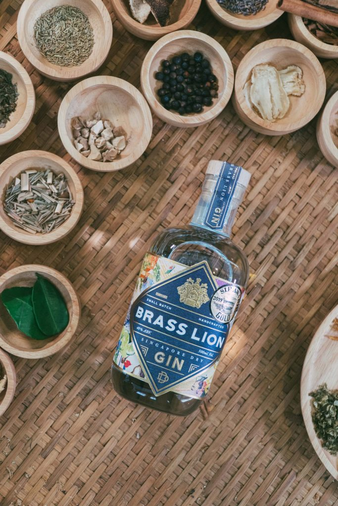 The Singapore Dry Gin